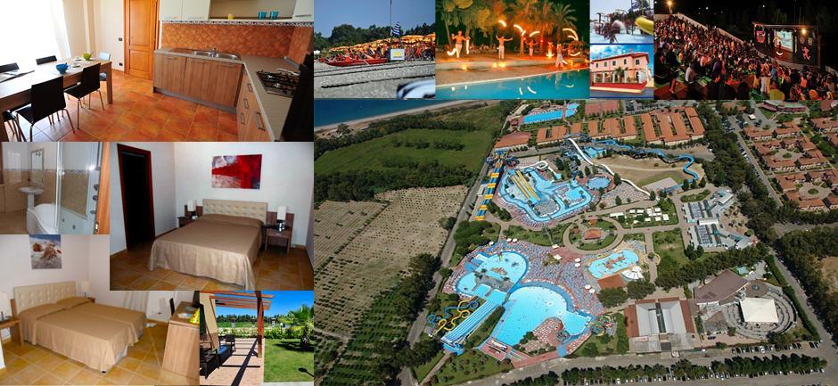 Affitta una villa in Calabria a due passi dal mare...